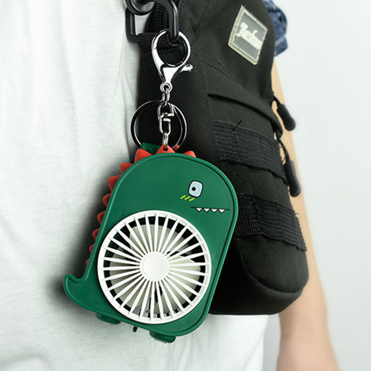 Green Dinosaur Pocket Fan - iKids