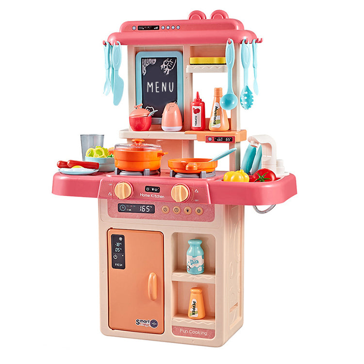 Kitchen Toy Set Pink - iKids