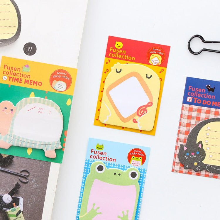 Animal Sticky Notes Frog - iKids