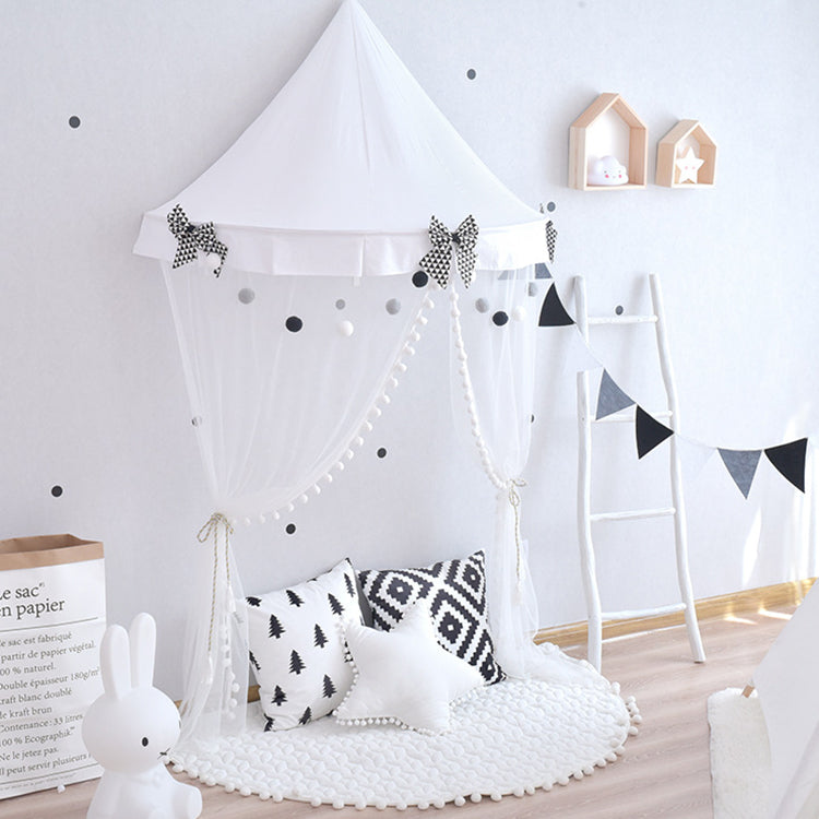 Wall Hanging Canopy White - iKids
