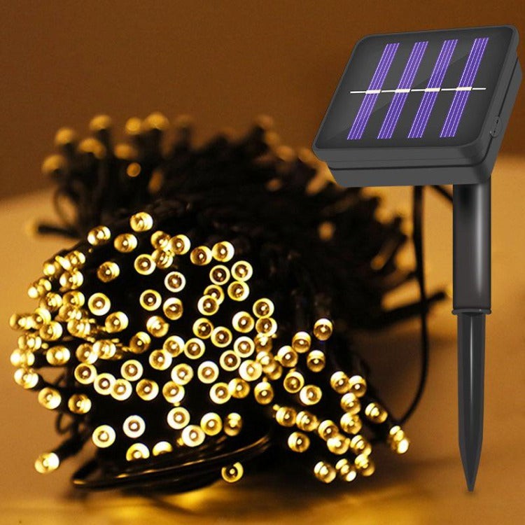 5m 20 LEDs Outdoor Solar Garden String Lights - iKids