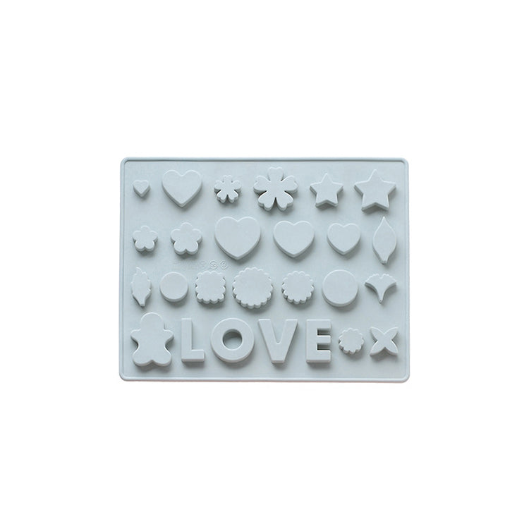 Baby Food Silicone Mold 26 Love - iKids