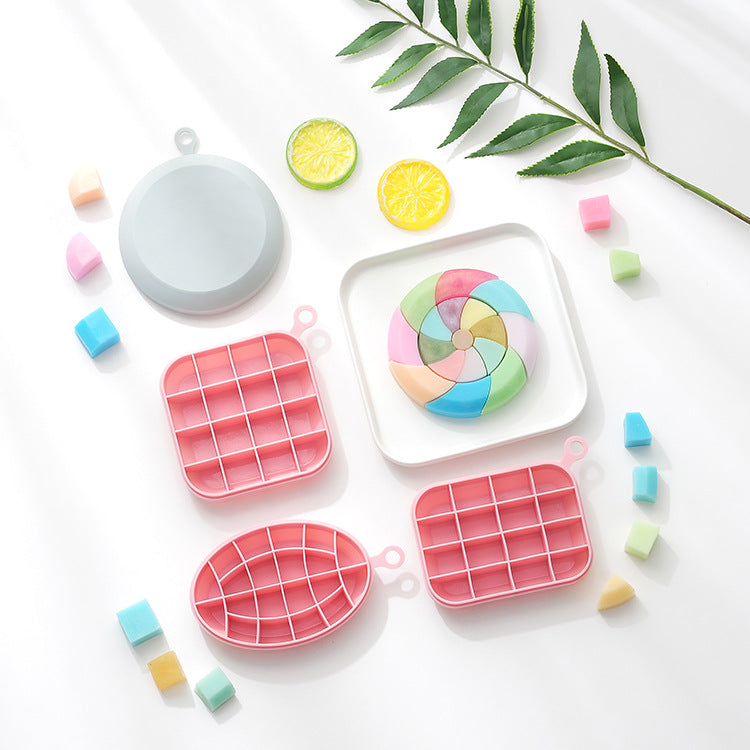 Baby Food Silicone Mold Ice Box - iKids