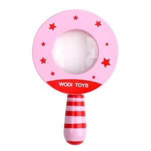 Magnifying Glass Toy Pink - iKids
