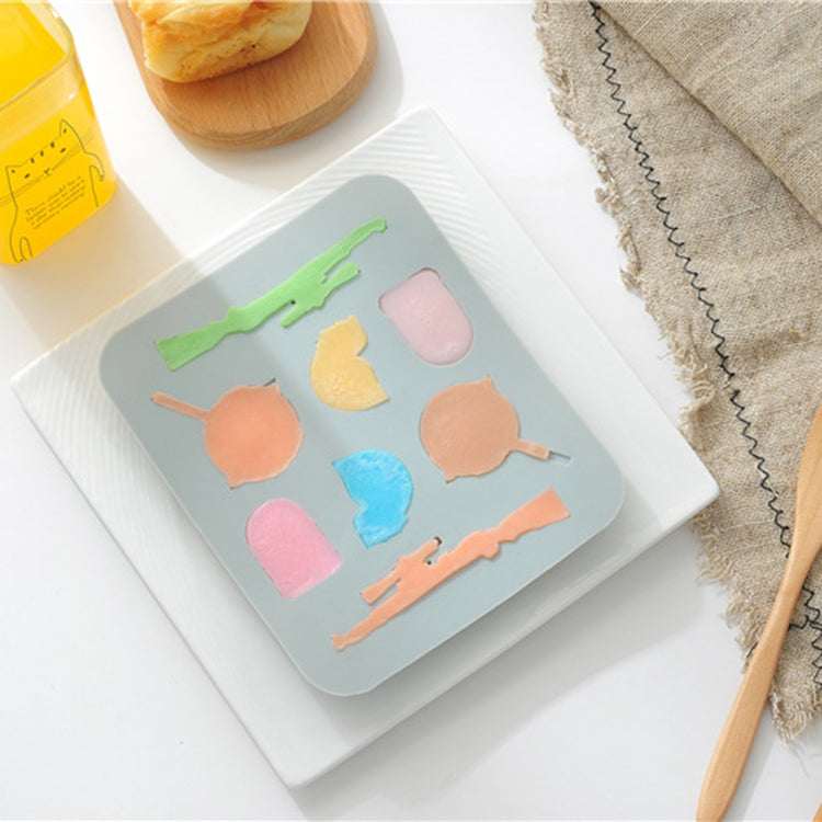 Baby Food Silicone Mold 8 PUBG - iKids