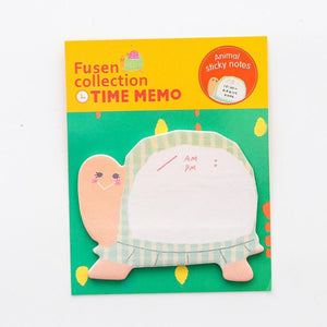 Animal Sticky Notes Tortoise - iKids