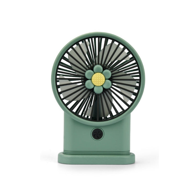 Green Sunflower Fan - iKids