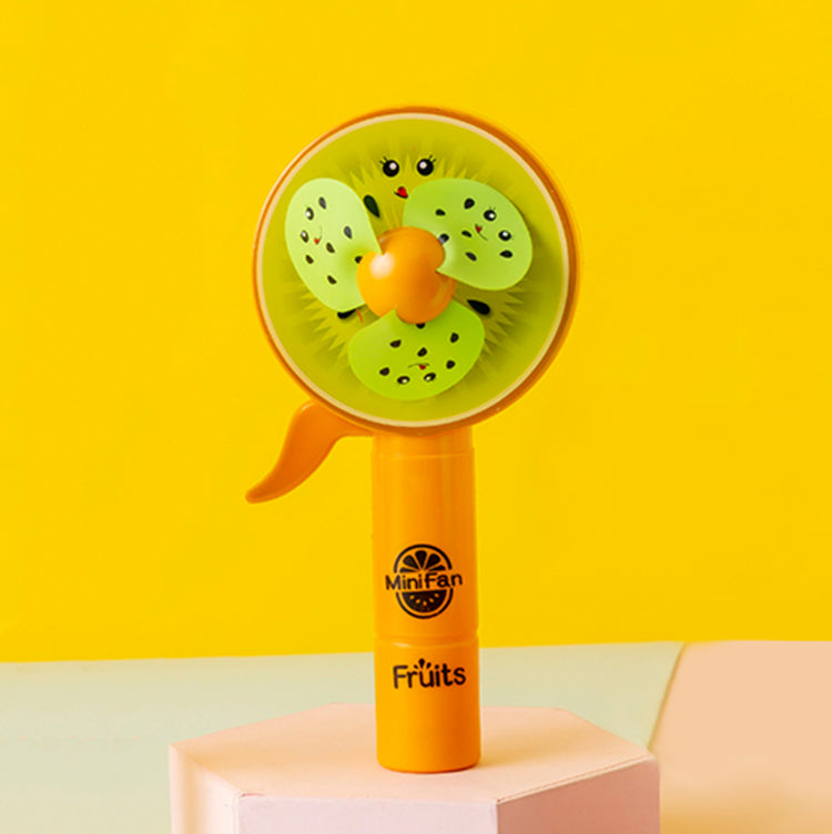 Kiwi Hand Pressure Mini Fan - iKids