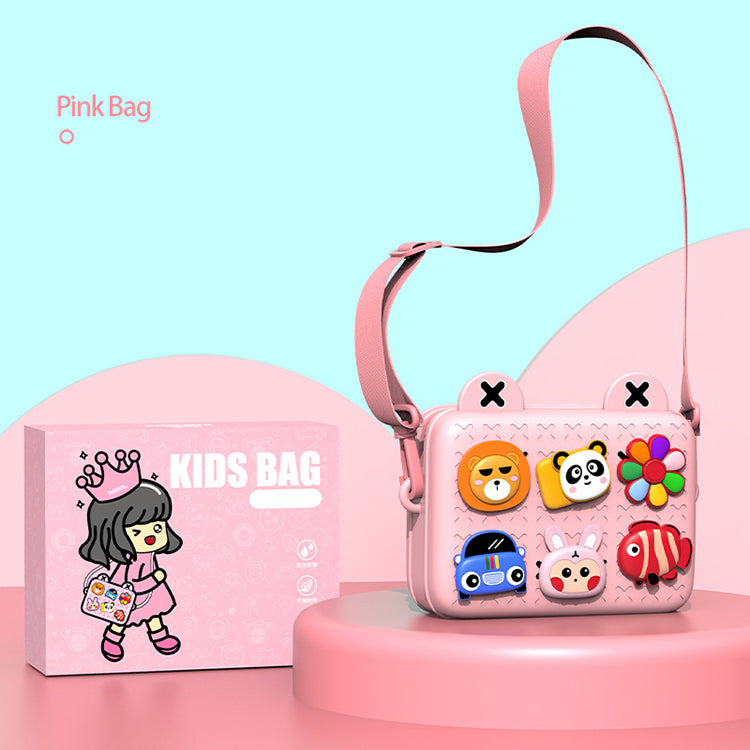 Kids Mini Bag Pink - iKids