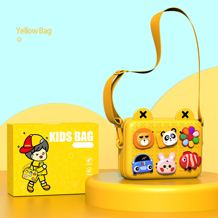 Kids Mini Bag Yellow - iKids
