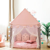 Little Castle Tent Pink - iKids