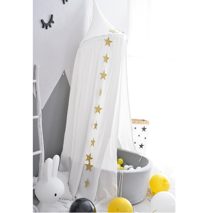 Bed Canopy White - iKids