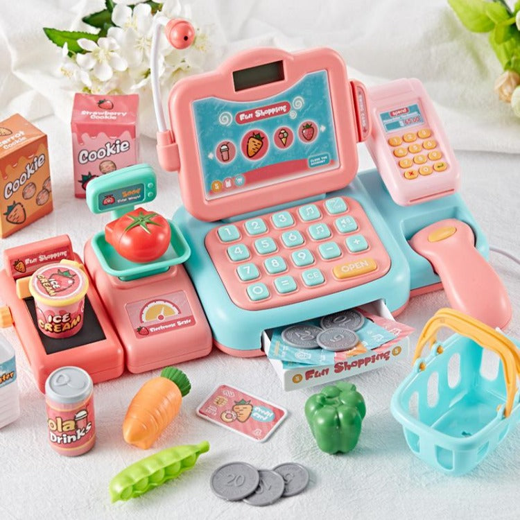 Cash Register Toy - iKids