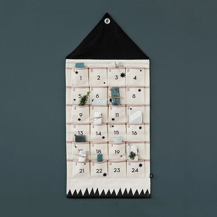 Canvas House Advent Calendar - iKids