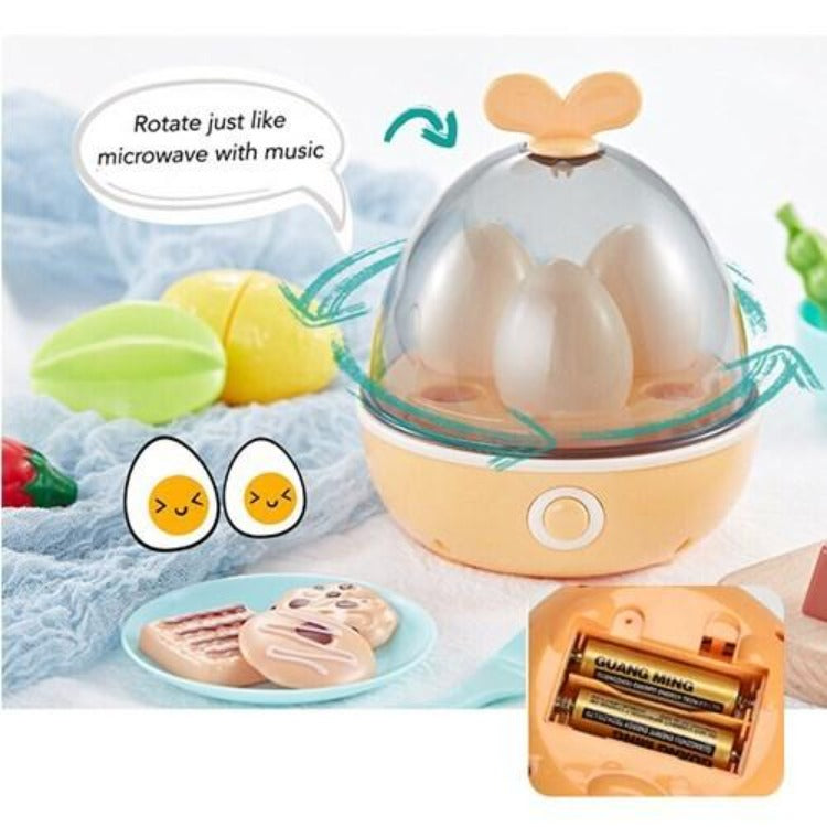 Egg Steamer Pretend Toy - iKids