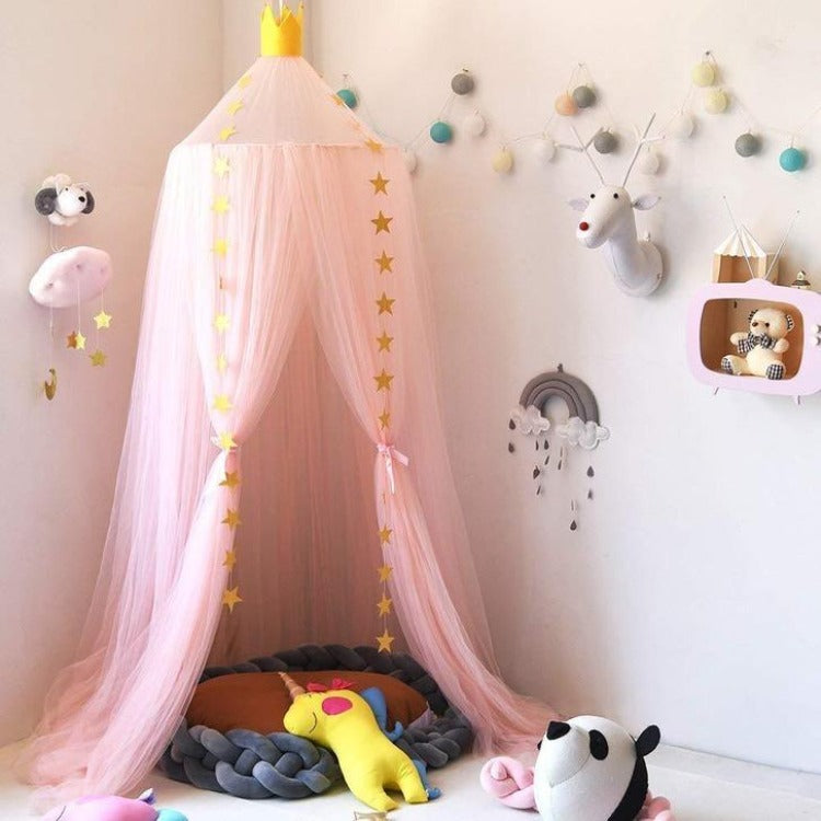 Star Paper Garland Gold - iKids