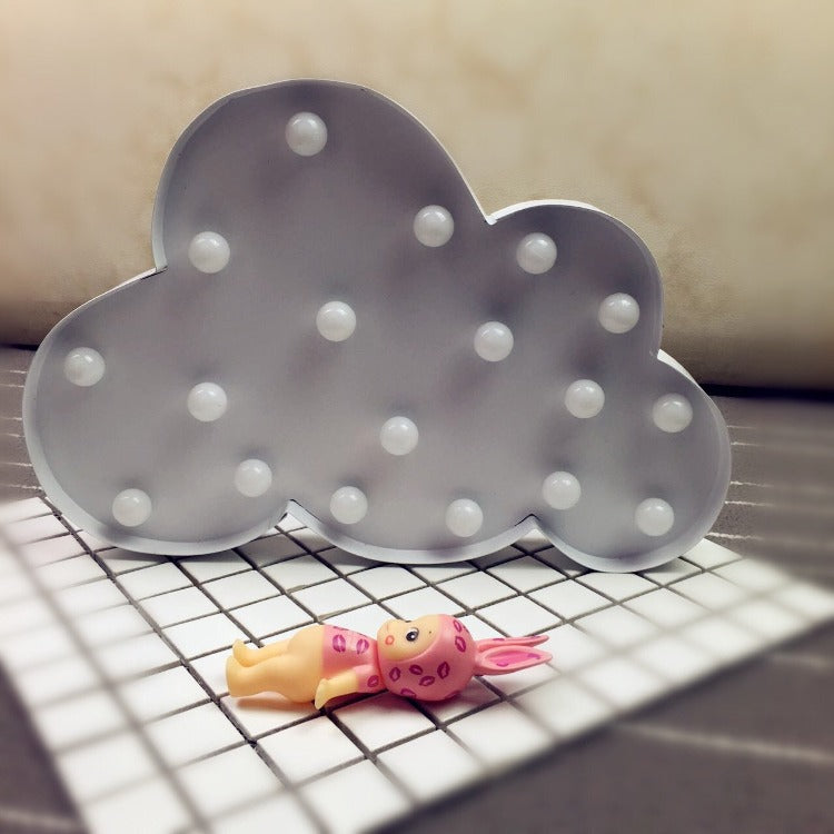 Cloud LED Night Light White - iKids