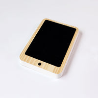 Wooden iPad Chalk Board - iKids