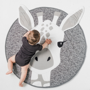 Forest Play Mat Giraffe - iKids