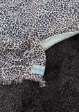 The Beach People - Amur Leopard Travel Towel