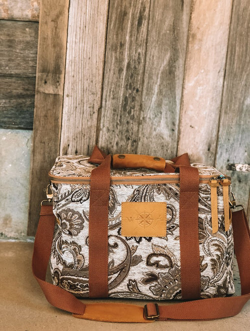 Acacia Cooler Bag - Hazel - Due back in November!