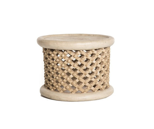 Bamileke Stool - Table - Natural