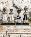 Namji Dolls - Assorted Black & White - Medium