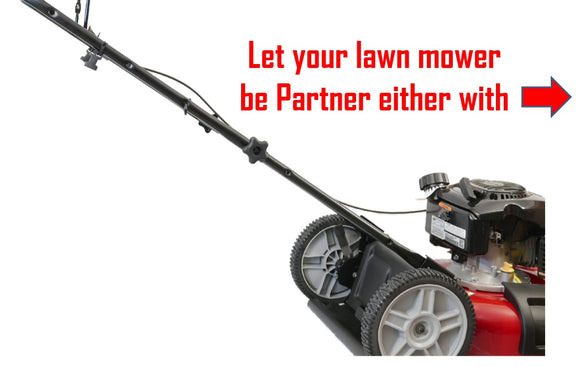 The Big Leaf Bag Attachment For Mower Is The Answer For