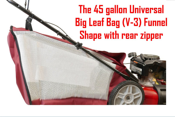 DIY Universal Big Leaf Bag Version-3 | Abletotech Corporation