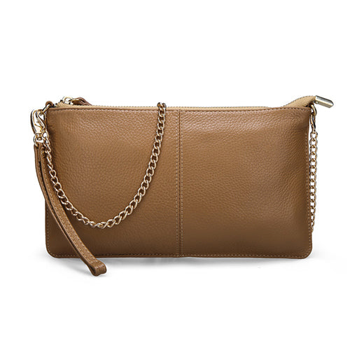 15 Color Genuine Leather Women's Bag Designer High Quality Clutch