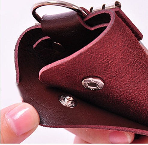1PCS New High Quality Fashion Style Solid Key Wallets Bag Unisex