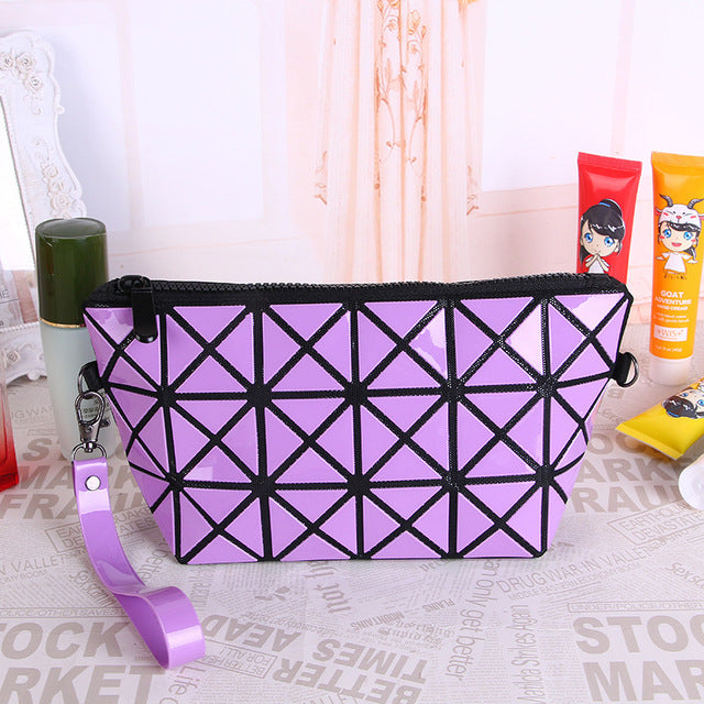 2016 NEW Vintage Make Up Cosmetic Bag women bag Toiletries Pouch