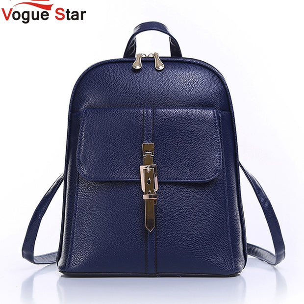 Vogue Star 2017 backpacks women backpack school bags students backpack