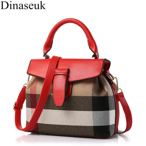 Dinaseuk Fashion Women's Top Handle Purse Shoulder Bag lady's