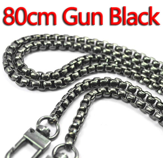 120cm ( DIY 40-140cm ) Gold, Silver, Gun Black 6mm Metal Replacement