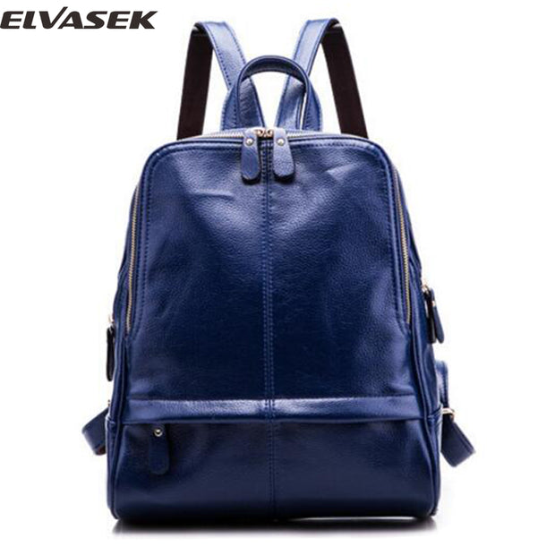 Elvasek 2017 backpacks women travel bags school backpack feminina