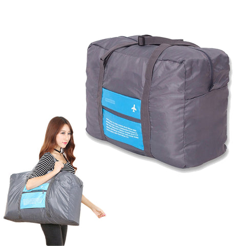 1 PCS Large Capacity luggage Packing Tote Shoulder Organizer Foldable Traveling Clothes Big Bags Packing Cubes