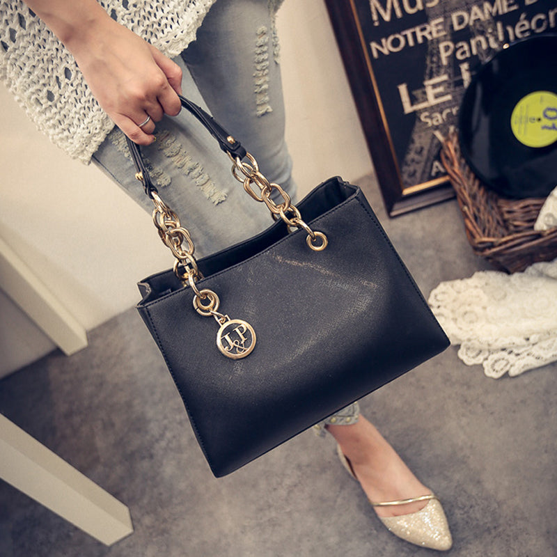 2016 Autumn Women Handbag Bolsas De Couro Fashion Famous Brands