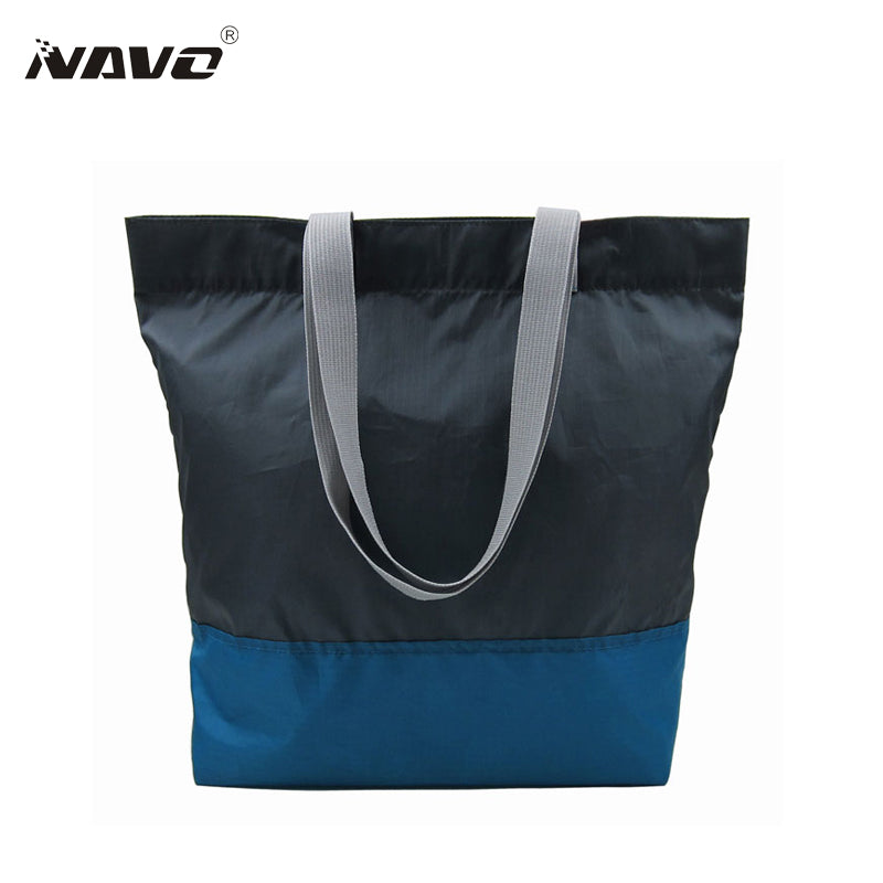1 Piece fabric bags recycle PET eco reusable shopping bag Foldable