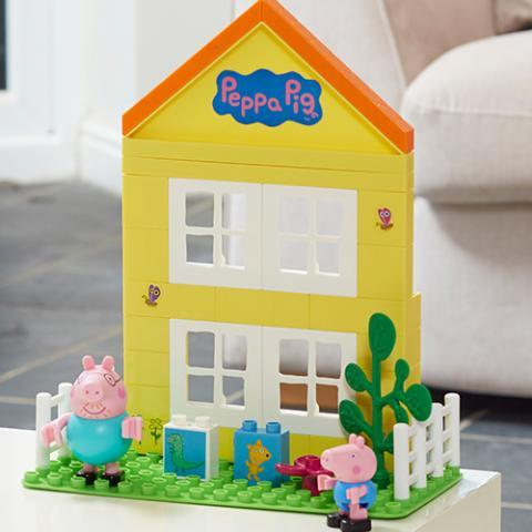 Peppa Pig HK Sale Peppa House