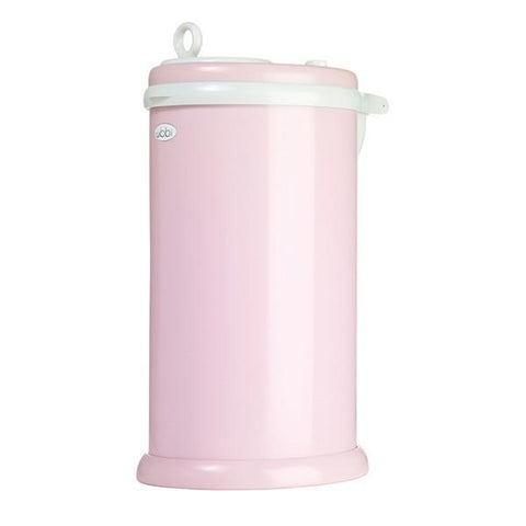 Ubbi Diaper Pail Light Pink