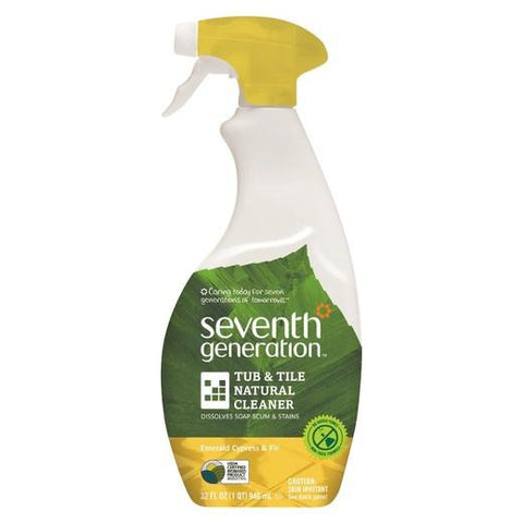 Seventh Generation Tub & Tile Cleaner Cypress & Fir