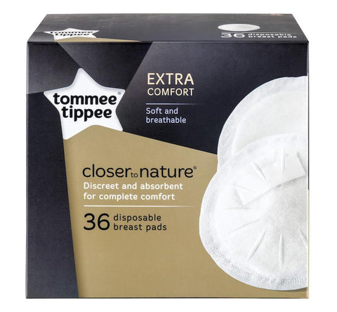 Tommee Tippee HK Sale Disposable Breast Pads 36pcs