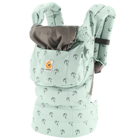 Ergobaby HK Sale Original 基本 Baby Carrier - Sea Skipper