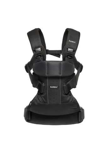 Baby Bjorn 揹帶優惠 Baby Carrier One Air Mesh Black