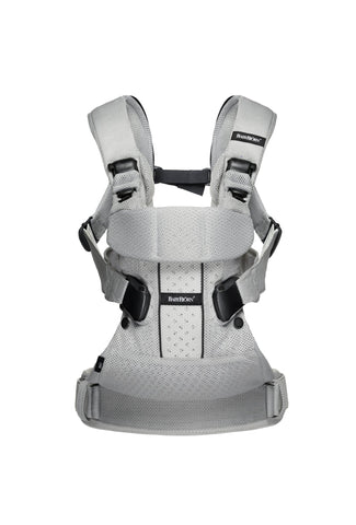Baby Bjorn 揹帶優惠 Baby Carrier One Air Mesh Silver