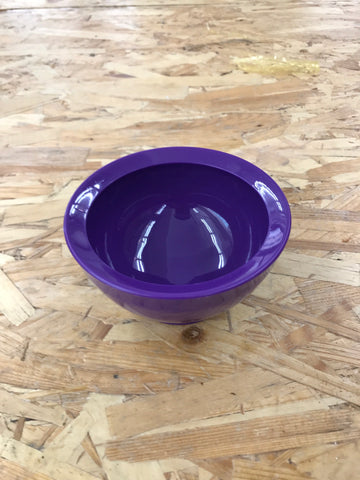 Calibowl HK Sale 8oz Purple Non Spill Mini Bowl
