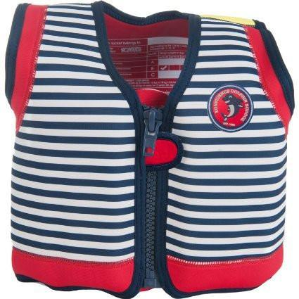 Konfidence Jacket Navy Stripe 18m to 3 years