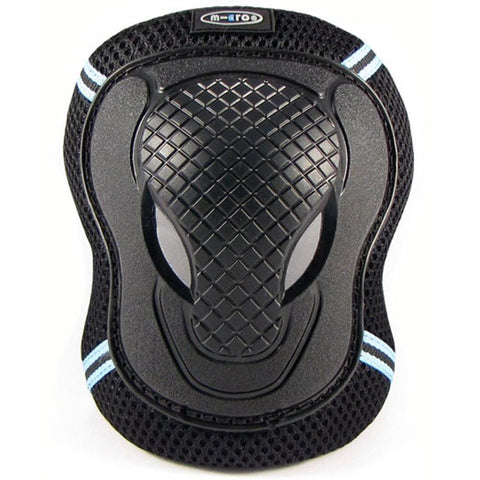 Micro Scooter HK Sale Black Elbow & Knee Pads Size M