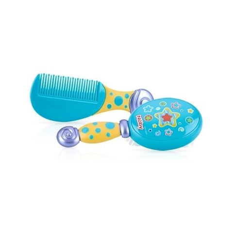 Nuby Brush & Comb
